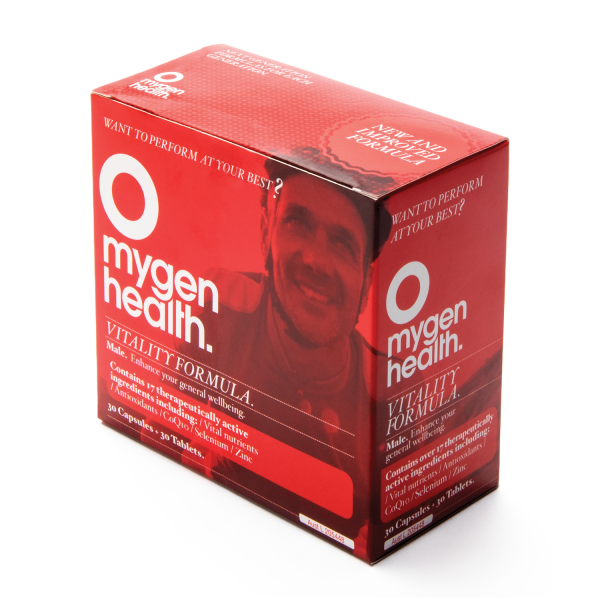 Premium Health & Wellbeing Multivitamin for Men
